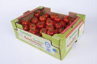 Ein Kiste Tomaten
