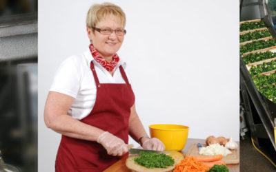 Eingelegtes Gemüse; Familie Hirscher