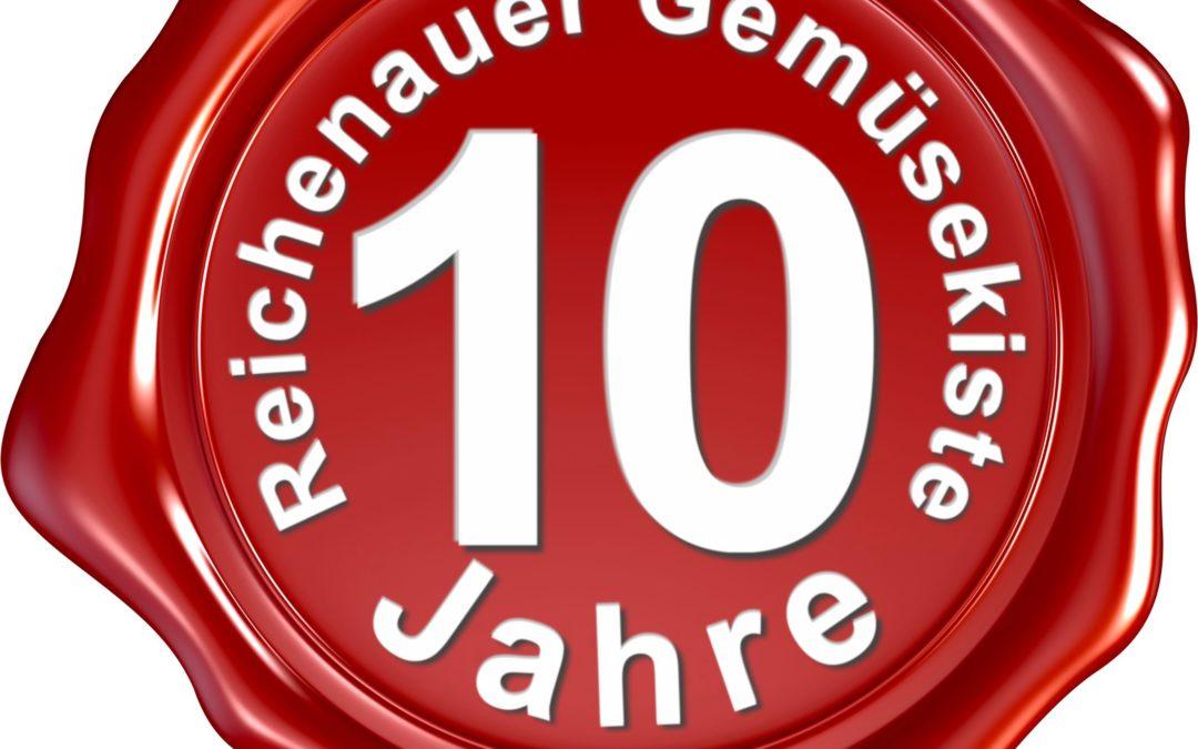 10 Jahre Reichenauer Gemüsekiste