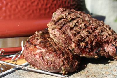 Fleisch in der Gemüsekiste